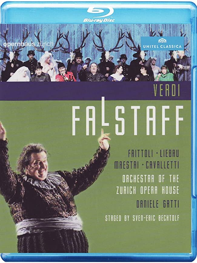 要件駅リマFalstaff [Blu-ray] [Import]