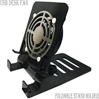 Computer Stand//Base Fan Heightening Bracket with USB to USB Cable Color : Silver Grey ,Light and Stylish Hongyushanghang Notebook Cooler