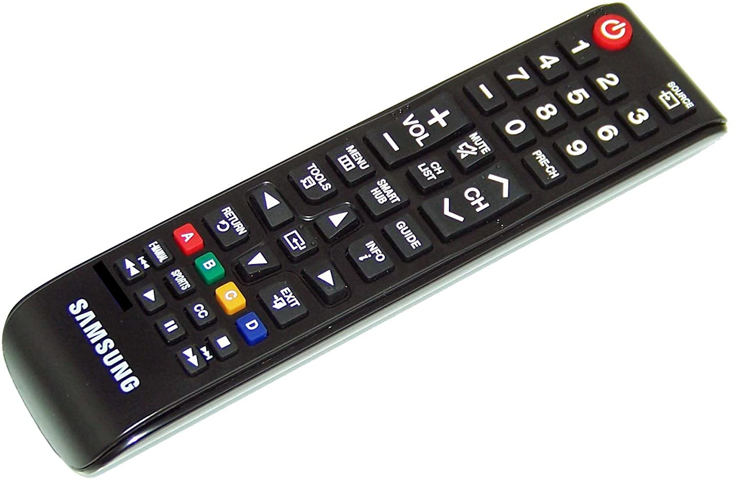 HDTV Smart Samsung BN59-01199F Remote Controller outlet Control For Popularity UN6