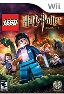 LEGO Harry Potter: Years 5-7 - Nintendo Wii (Renewed)