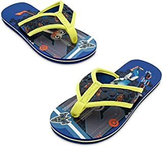 Miles from Tomorrowland Flip Flops for Boys, 5/6 M US Toddler