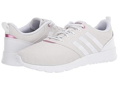 adidas Running QT Racer 2.0 (Footwear White/Footwear White/Orbit Grey) Women
