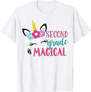 back to school 2nd grade shirts