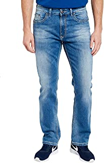 Pioneer Men's Rando Handcrafted Straight Jeans