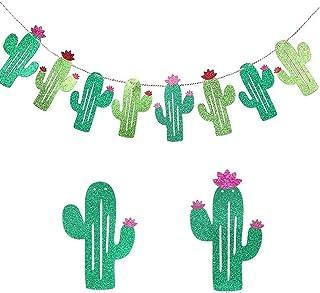 CACTUS BIRTHDAY Banner Cactus High Chair Cactus Party Decor Cactus Birthday Gold Cactus Banner 1st Birthday Cactus Cactus Party