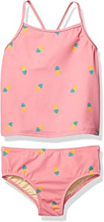 Amazon Essentials Girl's 2-Piece Tankini Set
