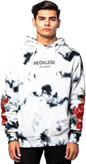 Young and Reckless - Classic Vista Hoodie - White Acid -...