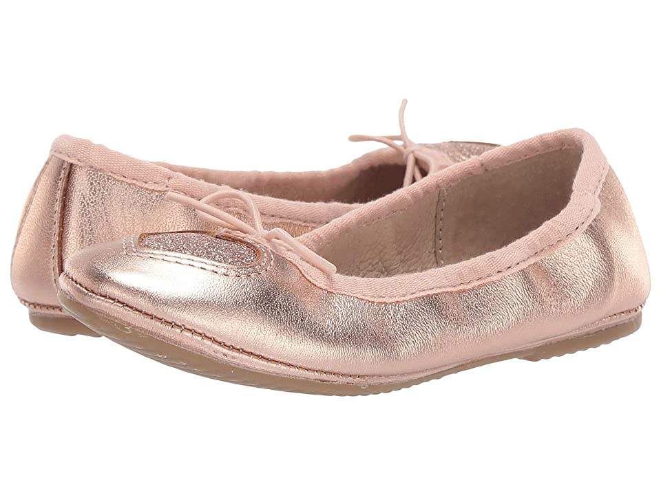 Old Soles Cruise Love (Toddler/Little Kid) (Copper/Glam Copper) Girl