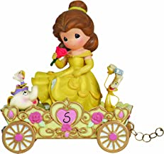 Precious Moments, Disney Showcase Collection, A Beauty To Behold At Five Years Old, Disney Birthday Parade, Age 5, Resin F...