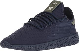 adidas Originals Kids' Pw Tennis Hu Running Shoe