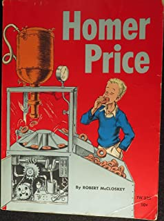 Homer Price (Paperback) First Printing August 1962