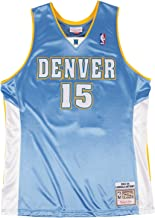 Mitchell & Ness Carmelo Anthony Denver Nuggets Authentic 2003-04 Blue NBA Jersey