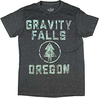 Gravity falls Oregon Pine - T-Shirt - Officially Licensed