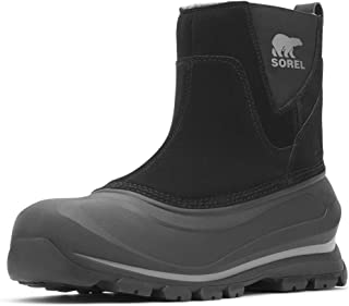 Men's Buxton Pull On Waterproof Insulated Winter Boot