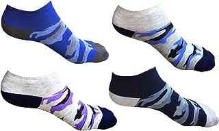 8/6/4/3 Pares Calcetines Deportivos Invisibles Tobilleros Anti-ampolla Transpirable Max. Confort Hombre Mujer Talla Única 40-46