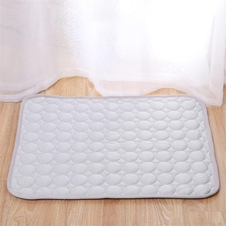 YSJJLRV Pet 2021 autumn and winter new mats Summer Cool Dog Mat Breatha Max 80% OFF Cooling Blanket