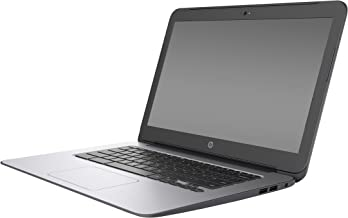 HP Chromebook T4M32UT#ABA 14-Inch Laptop (Intel Celeron Processor, 4 GB RAM, 16 GB SSD, Chrome OS), Black