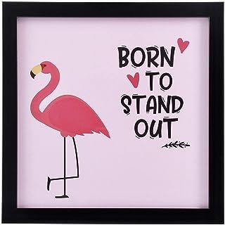 'Born to Stand Out' Doozy Hoot Art Frame I Wall Art I Painting I Home Decor I Wall Decor I Poster I Picture Frame I Photo ...