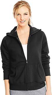 Women's EcoSmart Full-Zip Hoodie Sweatshirt