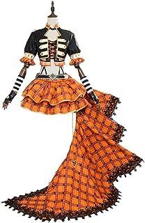 MUMUWU Cosplay Love Live! Sunshine!! Chika Takami Punk Rock Cosplay Costume Outfit Adult Women Girl Full Set Cosplay Costu...