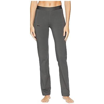 Under Armour Favorite Straight Leg Pant (Nori Green/Tonal) Women