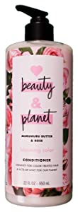 Love Beauty and Planet Blooming Color Murumuru Butter & Rose System
