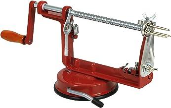 Farberware Apple Peeler, Slicer and Corer, Small, Red
