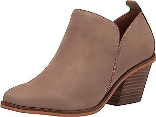 حذاء نسائي برقبة حتى الكاحل Victorey من Lucky Brand Women's Bootie Booti، مقاس 5. 5