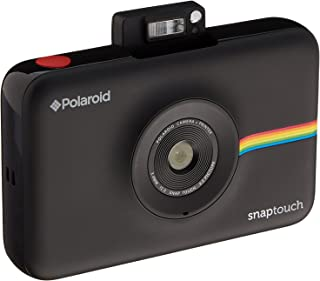 Polaroid Snap Touch Instant Digital Camera, Black
