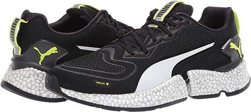 Puma Black/Yellow Alert/Puma White
