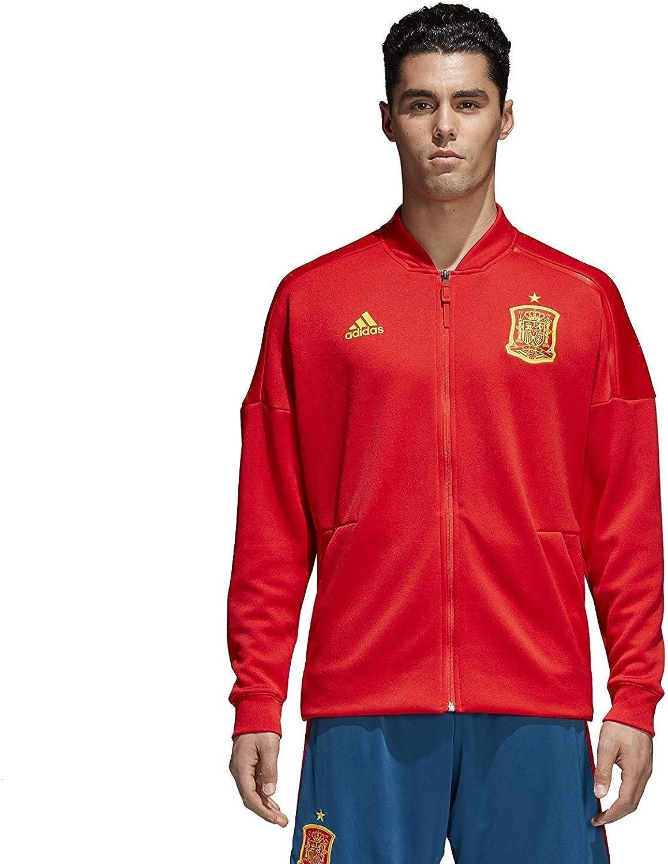 adidas Spanien Z.n.e Jacke Chaqueta de España para Hombre. Hombre: Amazon.es: Ropa y accesorios