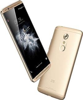 ZTE Axon 7 Dual SIM, 64 GB, 4G LTE, Gold