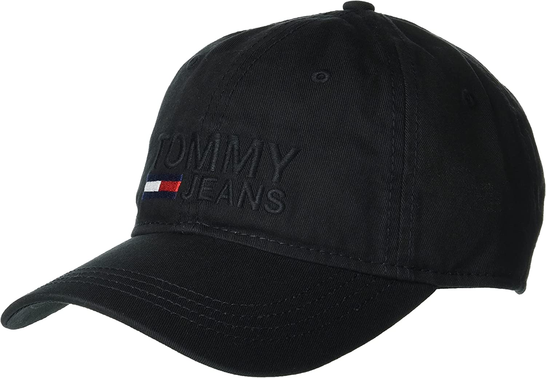 Tommy Hilfiger Men's Mini Flag Baseball Cap