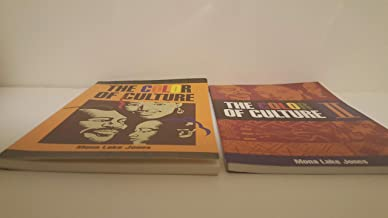 2 Volumes of SIGNED Mona Lake Jones' The Color of Culture Poetry Books- Vol. 1 & Vol. 2