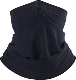 SUNMECI Sun Protection Face Mask Neck Gaiter Breathable Headband for Fishing Hiking Camping Cycling Yoga