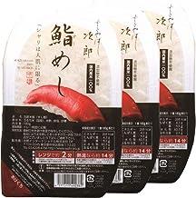 すきやばし次郎鮨めし3個セット