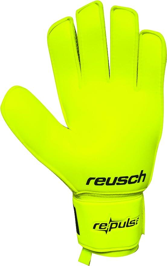 Reusch Goalkeeper Gloves HMS Repulse Prime S1 FS 3670200 Orange Fluo February