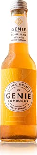 Genie Fiery Ginger Kombucha, 275 ml