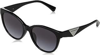 نظارات شمسية من إمبوريو أرماني EA 4140 F مقاس آسيوي 50018G لون أسود