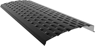E-Z-GUTTER GUARD EZ-Shield-10 Gutter Guard, Black