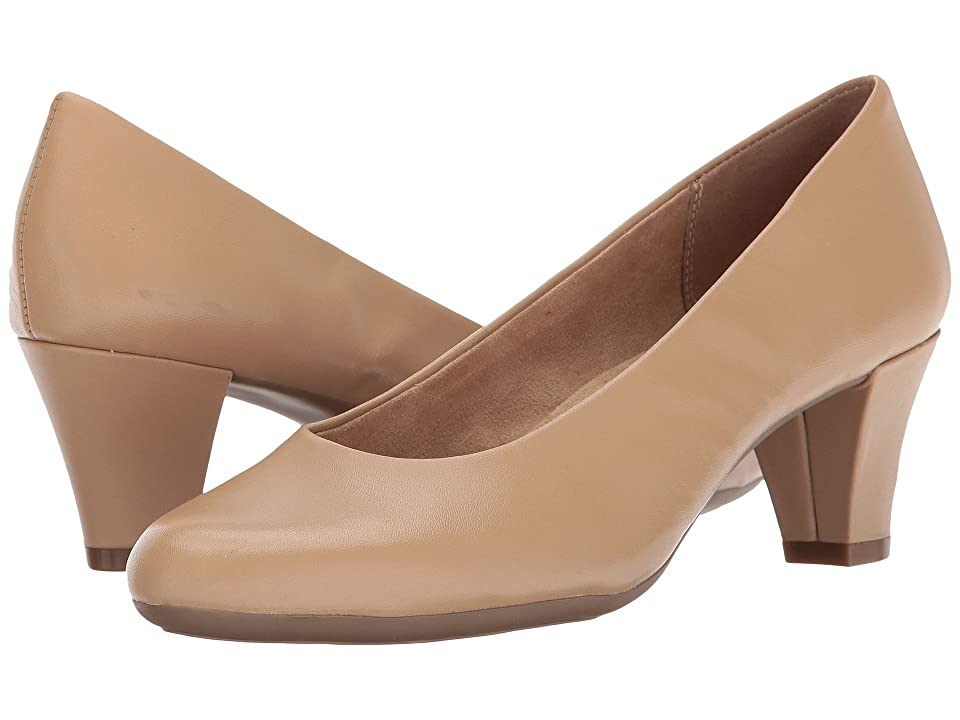 A2 by Aerosoles Shore Thing (Light Tan Leather) Women
