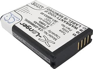 Cameron Sino Rechargeble Battery for Garmin Alpha 100 Handheld (2200mAh / 8.14Wh)