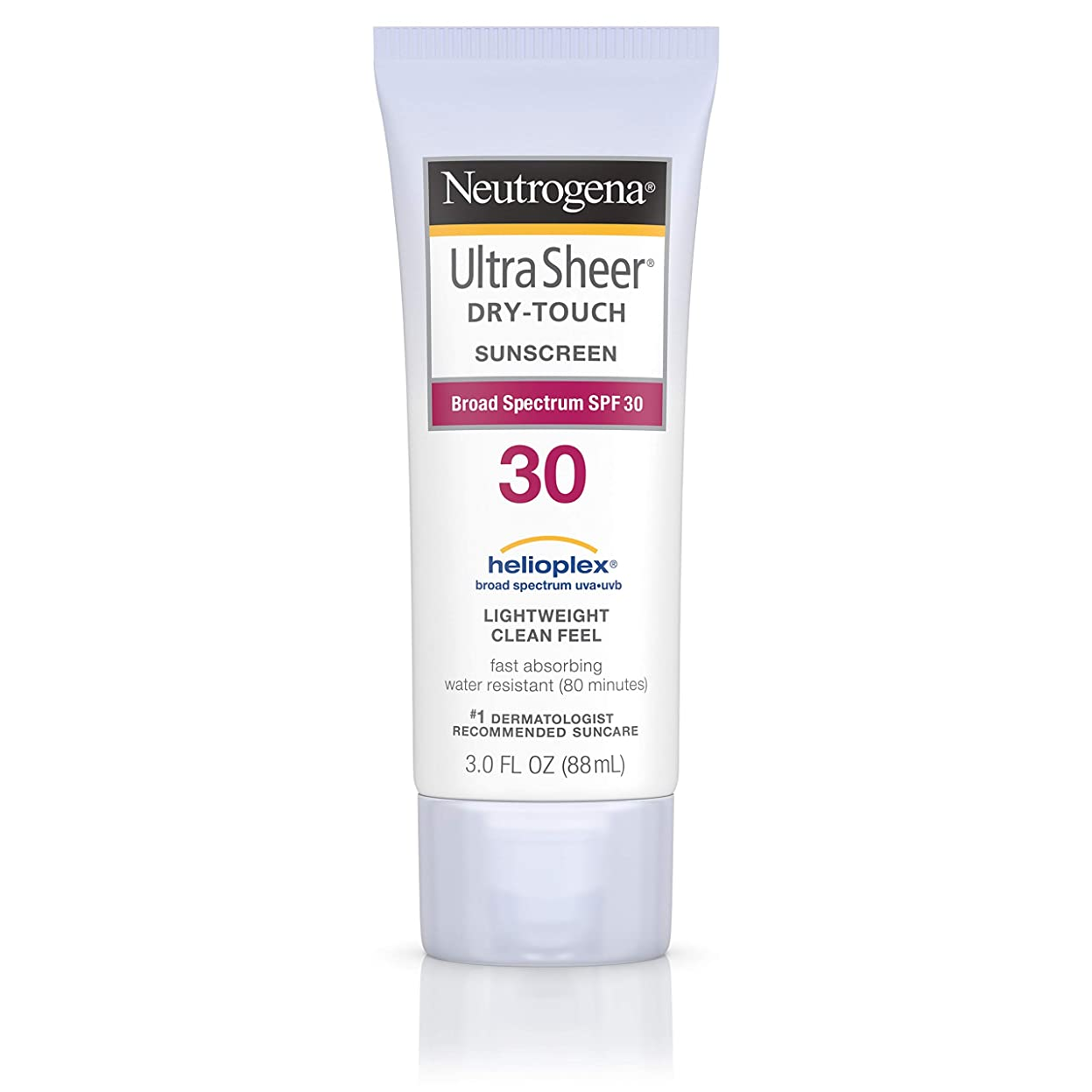接尾辞仮定識字Neutrogena Ultra Sheer Sunblock Dry Touch SPF 30 (並行輸入品)