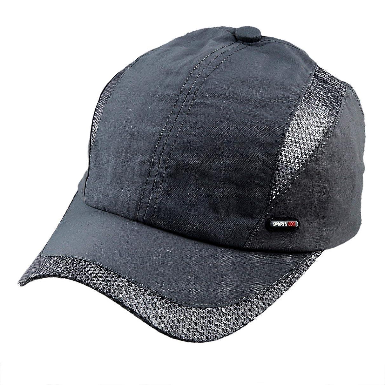 squaregarden Baseball Cap Hat,Running Golf Caps Sports Sun Hats Quick Dry Lightweight Ultra Thin