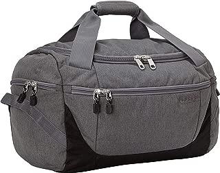 TLS Companion Lightweight 19 Inch Duffel Bag - (Heathered Graphite)
