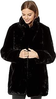 Sophie 2 Faux Fur Coat Noir XL