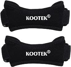 Kootek 2 Pack Knee Strap Patella Tendon Brace Adjustable Neoprene Knee Pain Relief Patella Strap Band Support Brace Pads for Running, Jumpers Knee, Tennis, Basketball, Tendonitis