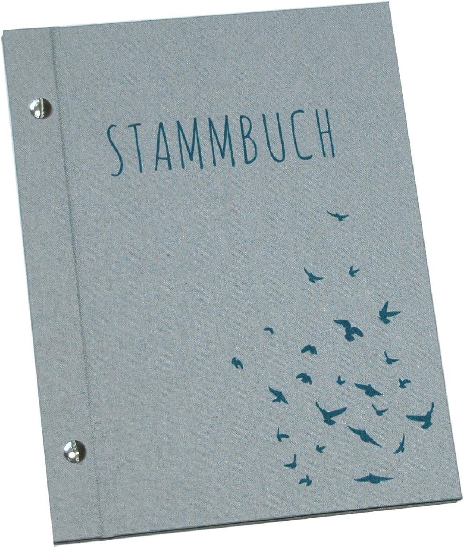 Stammbuch A5 Handgebunden B01MAUKFDO  | Erste Gruppe von Kunden