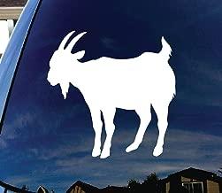 CMI262 Goat Car Window Vinyl Decal Sticker 5
