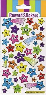 Projekty papierowe 01.70.04.023 jasne gwiazdy błyszczące naklejki